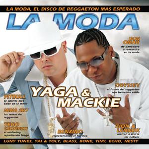 Yaga & Mackie, Tego Calderón Fuego cover