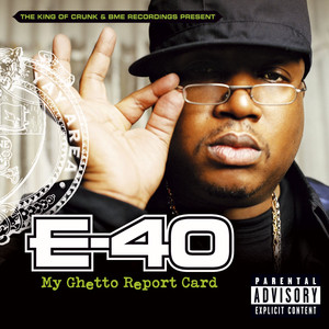 E-40, Stressmatic of the Federation Go Hard Or Go Home - feat. The Federation cover