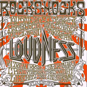 ROCK SHOCKS(Remaster Version) album
