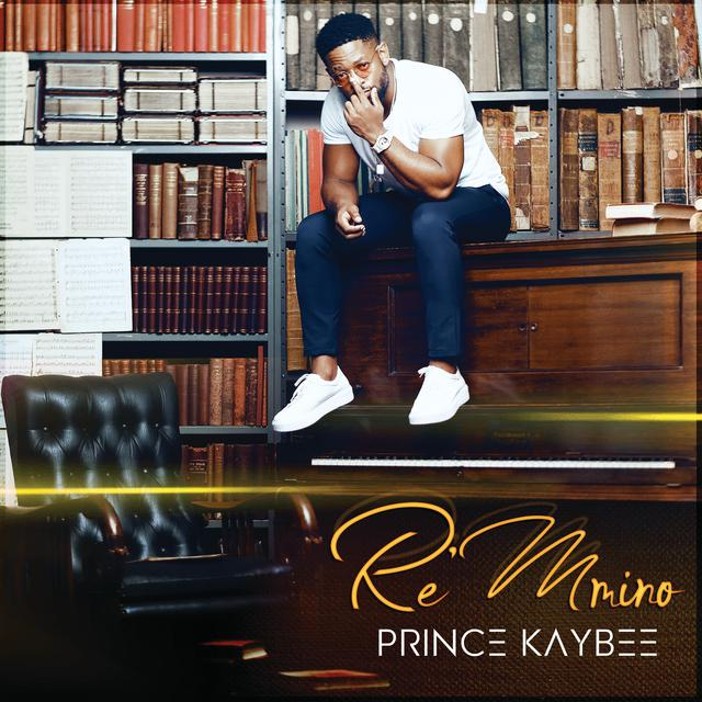 Album cover for Re Mmino by Prince Kaybee