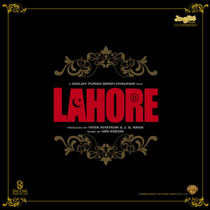 Lahore (Original Motion Picture Soundtrack) album