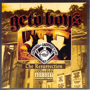 The Resurrection (Screwed) album