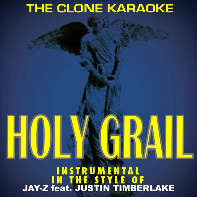 Holy Grail (Instrumental in the Style of JAY Z, feat  Justin