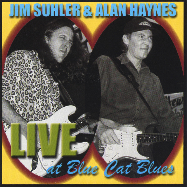 Live At Blue Cat Blues by Alan Haynes on Spotify