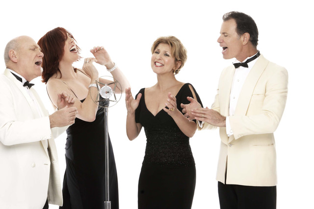 The Manhattan Transfer Move [Live] cover