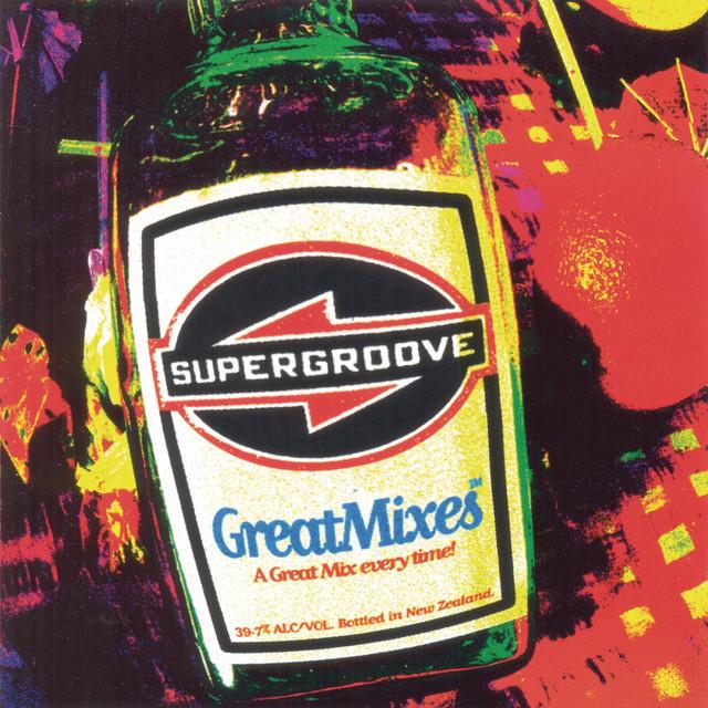 Supergroove Great Mixes album cover