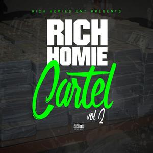 Rich Homie Cartel 2 Albumcover