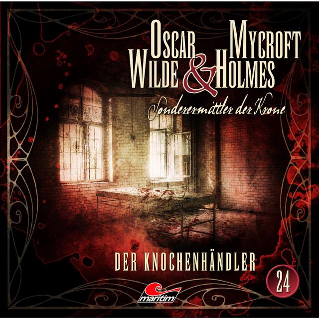 Oscar Wilde & Mycroft Holmes Cover