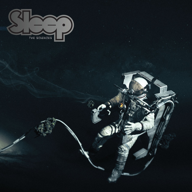 Album cover for The Sciences by Sleep