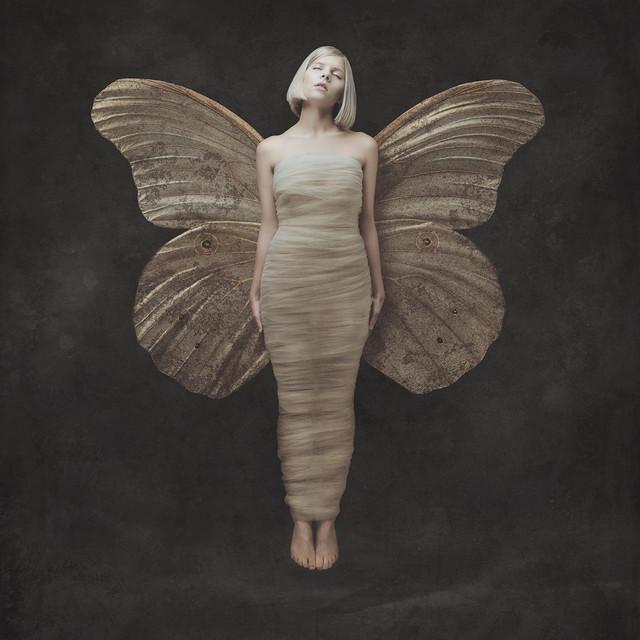 Skivomslag för Aurora: All My Deamons Greeting Me As A Friend