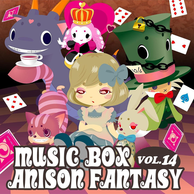 If Fantasy Music Box Originally Performed By Nishino Kana, a