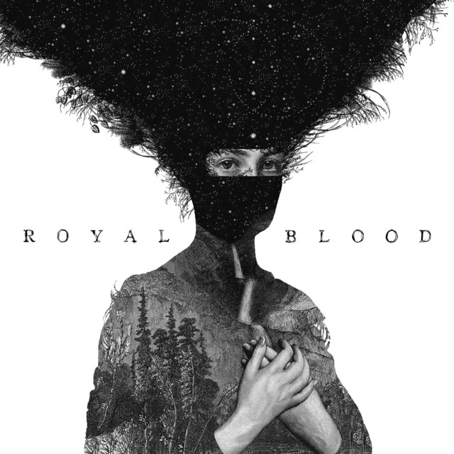 Album cover for Royal Blood by Royal Blood