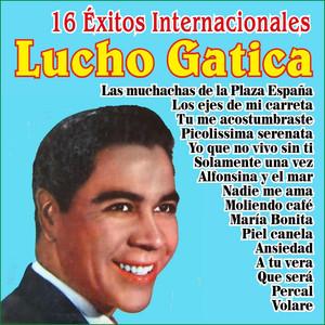 Lucho Gatica - 16 Éxitos Internacionales album