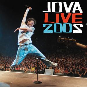 Jova Live 2002 Albumcover