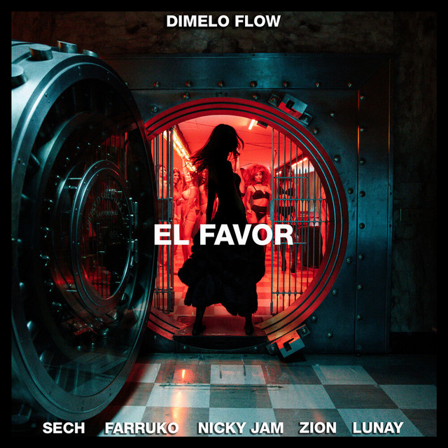 Nicky Jam & Farruko & Dimelo Flow - El Favor (with Nicky Jam & Farruko, feat. Sech, Zion & Lunay) cover