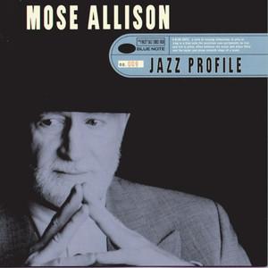 Jazz Profile: Mose Allison album