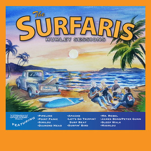 The Surfaris Hurley Sessions album