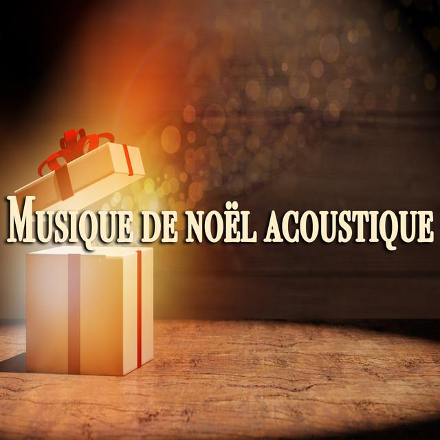 Musique de Noël acoustique Albumcover
