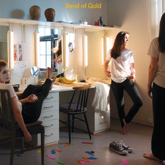 Album cover for Where's The Magic by Band of Gold