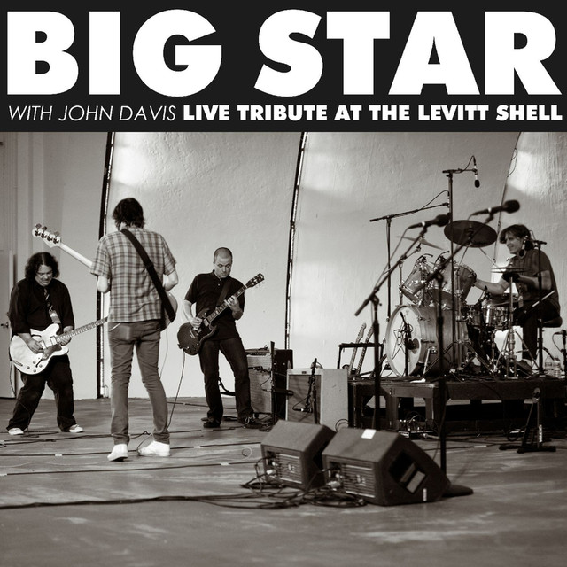 Live Tribute At The Levitt Shell (with John Davis) - EP