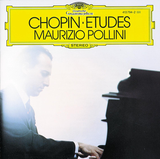 12 Etudes, Op 10: No 1 In C, a song by Frédéric Chopin