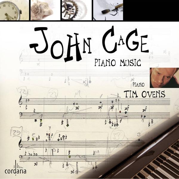 John Cage - Piano Music
