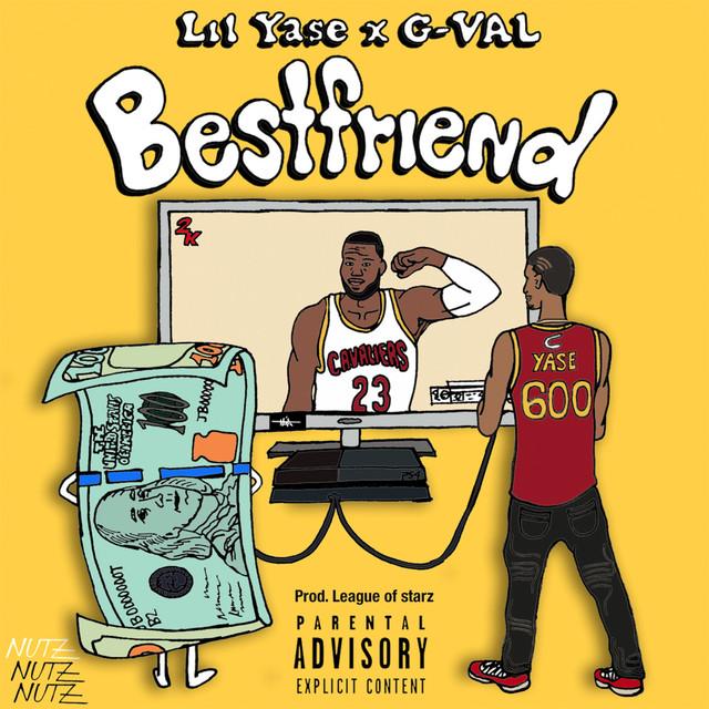 Best Friend (feat. G-Val) - Single
