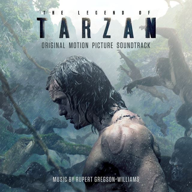 Better Love - From The Legend of Tarzan - Single version cover