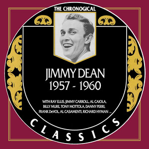 Jimmy Dean My Heart Is an Open Book cover
