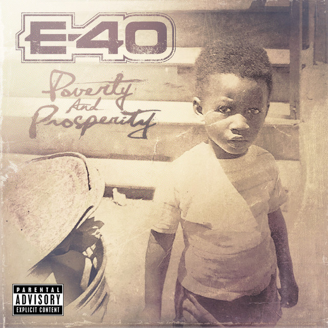 Poverty and Prosperity Albumcover