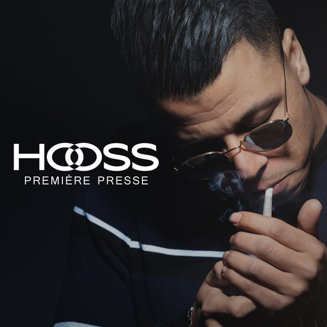 Album cover for Première Presse by Hooss