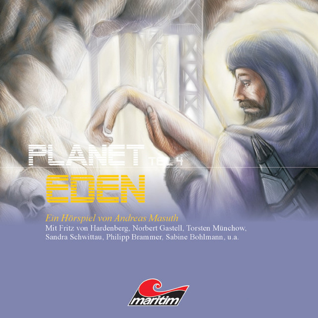 Planet Eden, Teil 4 Cover