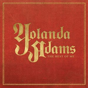 The Best Of Me - Yolanda Adams Greatest Hits Albumcover