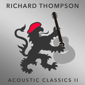 Richard Thompson Jet Plane in a Rocking Chair cover