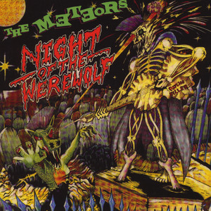 Night of the Werewolf album