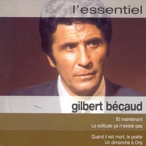 Gilbert Bécaud Et maintenant cover