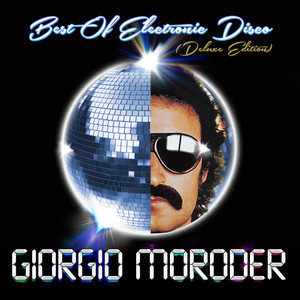Best of Electronic Disco (Deluxe Edition) Albumcover