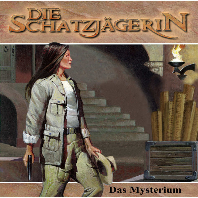Folge 06: Das Mysterium Cover