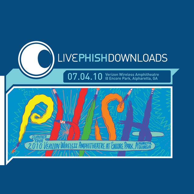 Live Phish: 7/4/10 Verizon Wireless At Encore Park, Alpharetta, GA