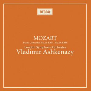 Mozart: Piano Concertos Nos. 21 & 23 Albümü