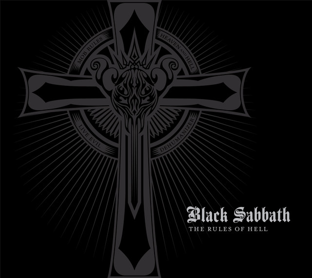 Black Sabbath – The Sign of the Southern Cross Lyrics ...
