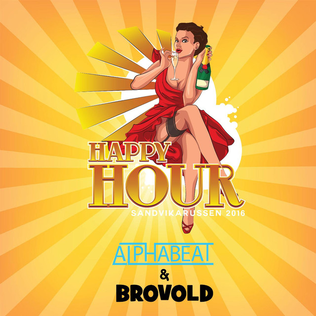 Happy Hour 2016 (feat. Brovold)