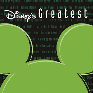 Disney's Greatest Volume 2 album