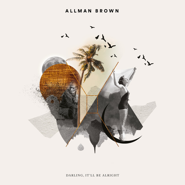 Album cover for Darling, It'll Be Alright by Allman Brown