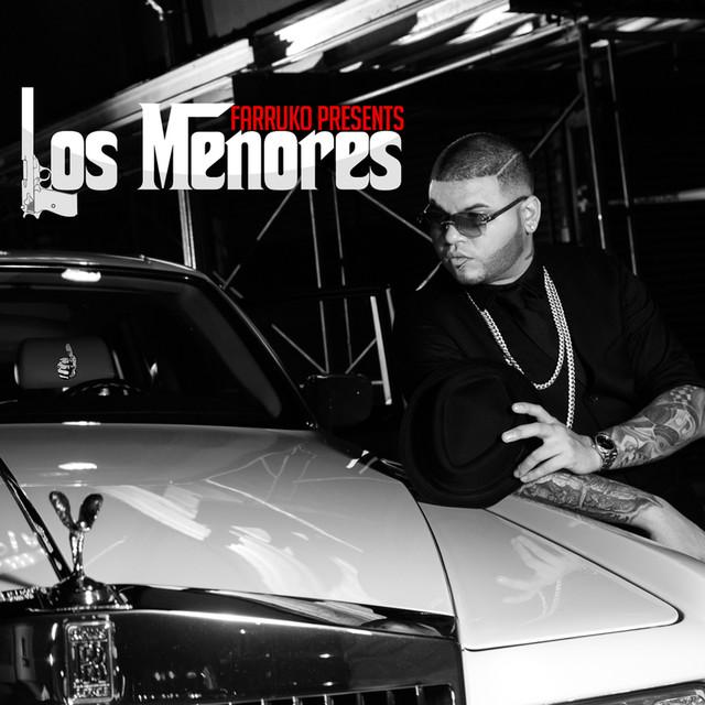 Farruko Presents Los Menores Albumcover