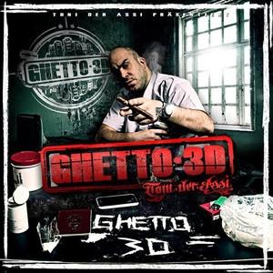 Ghetto3D Albumcover