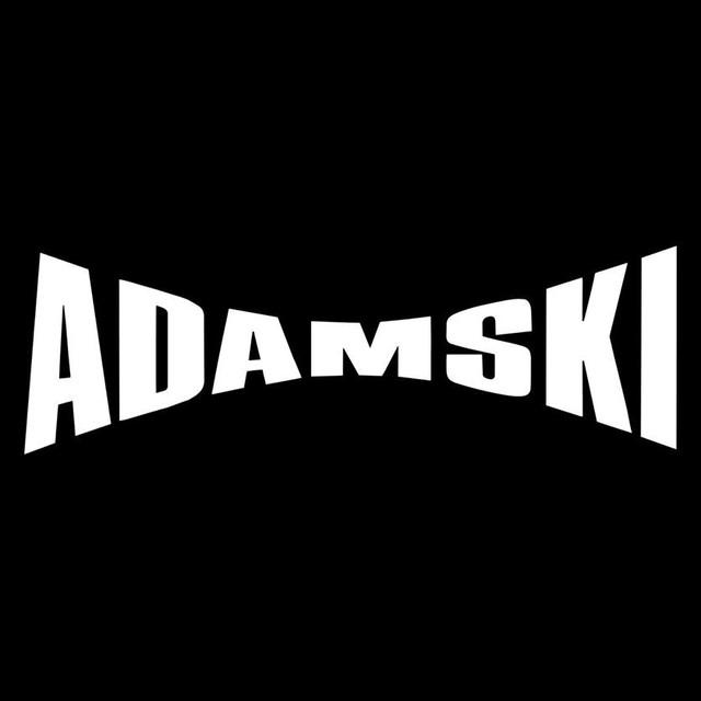 Adamski tickets and 2020 tour dates
