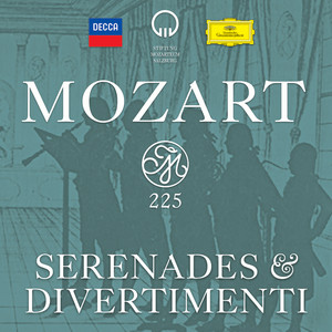 Mozart 225: Serenades & Divertimenti Albümü