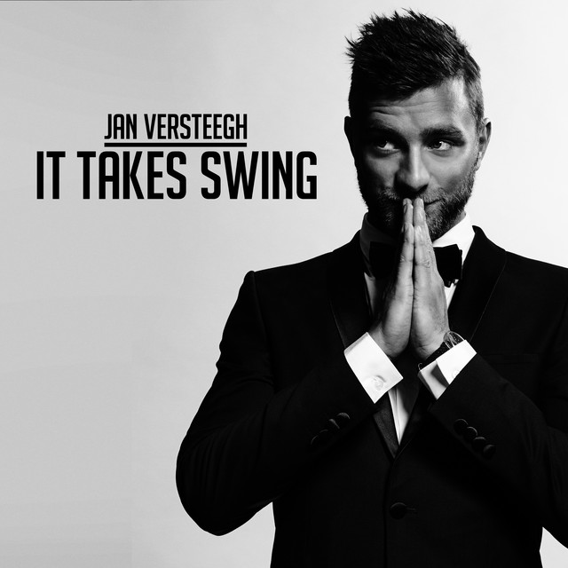 Album cover for It Takes Swing by Jan Versteegh