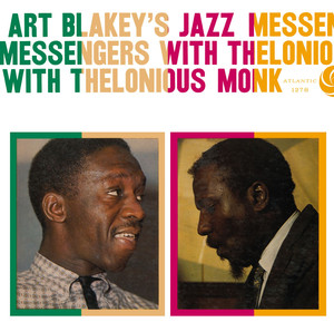 With Thelonious Monk album